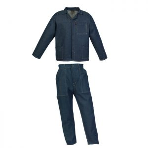 overall blue
